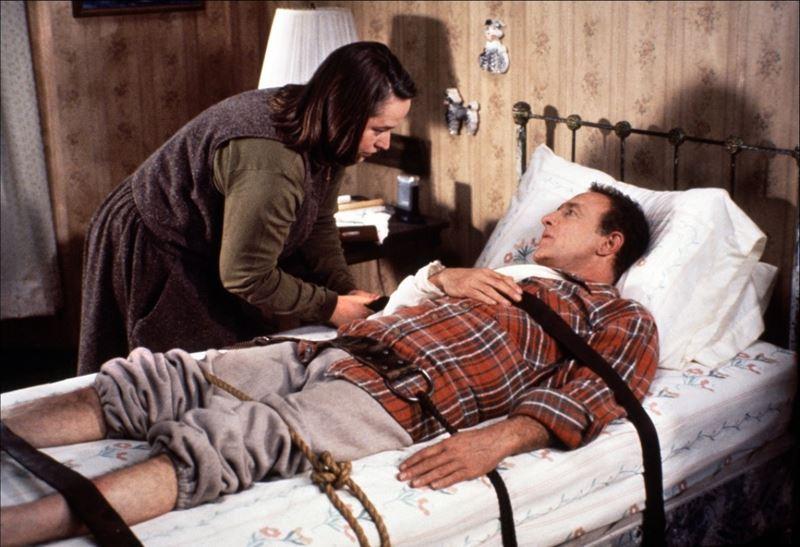 Топ-10 лучших фильмов 1990 года - «Мизери»