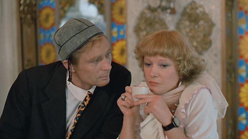 Советские фильмы о супружеской измене - «Любовь и голуби» (1984)
