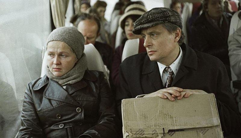 Советские фильмы о супружеской измене - «Осенний марафон» (1979)