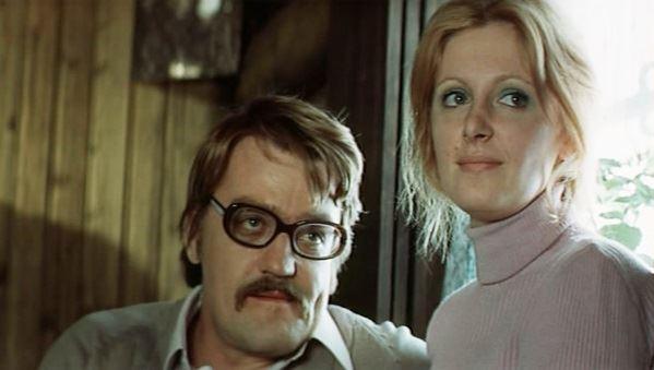 Советские фильмы о супружеской измене - «Осень» (1974)