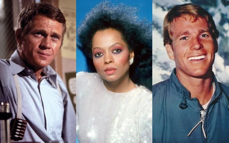 Кто должен был сниматься в «Телохранителе» - Стив МакКуин, Дайана Росс и Райан О'Нил