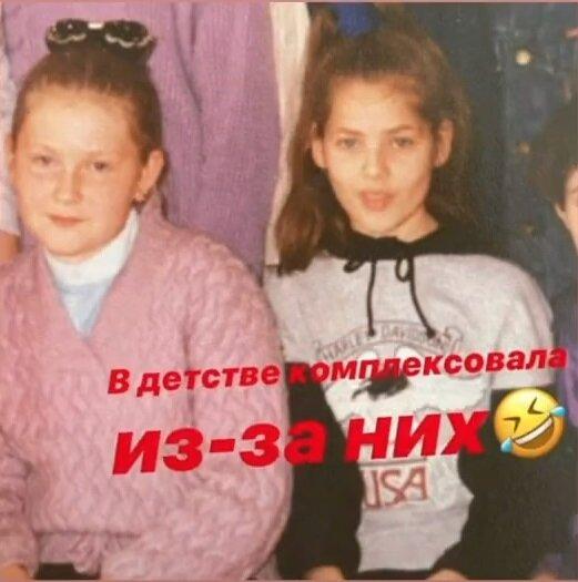 Юлия Снигирь о весе и похудении - в детстве