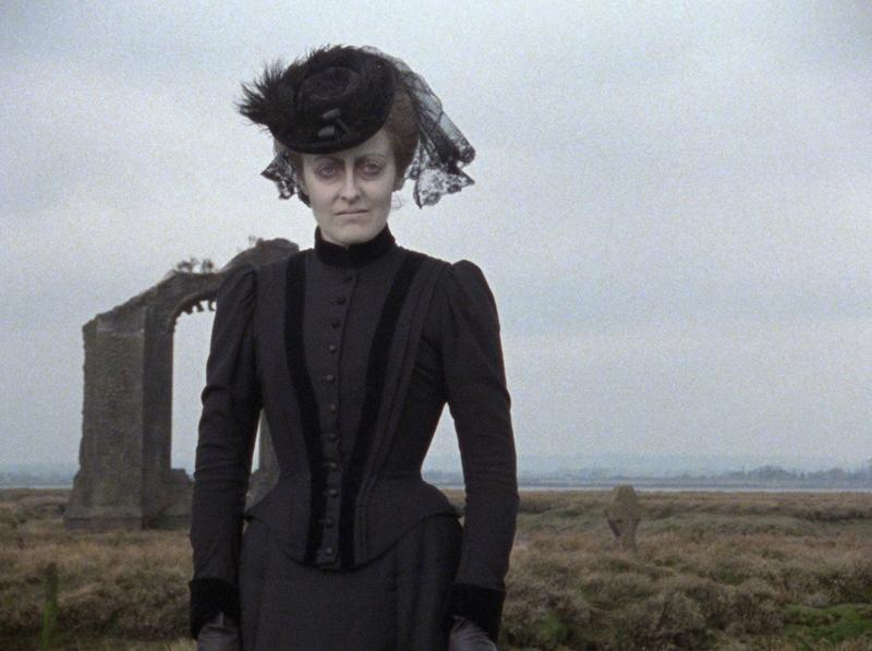 Кадр из фильма «Женщина в чёрном» (1989)