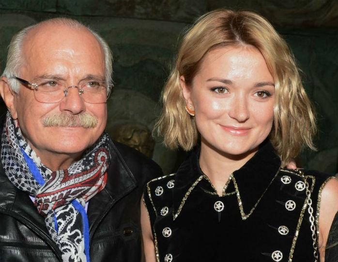 Актрисы с известными родителями - Надежда Михалкова