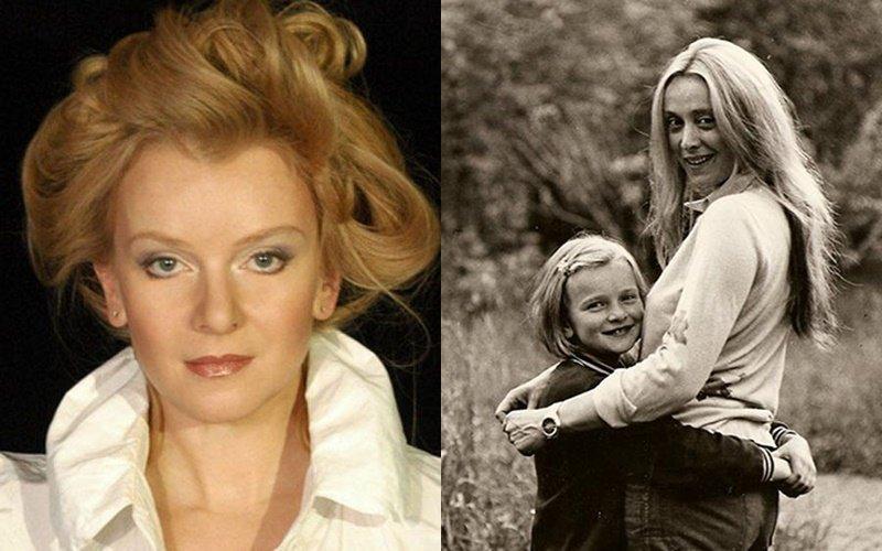 Актрисы с известными родителями - Анна Терехова