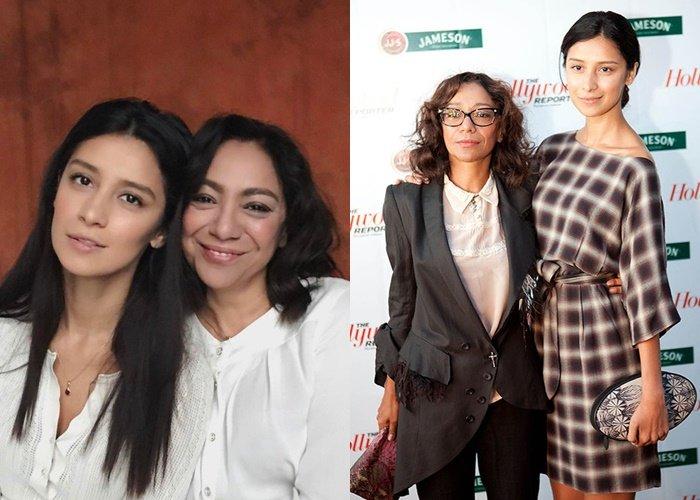 Актрисы с известными родителями - Равшана Куркова