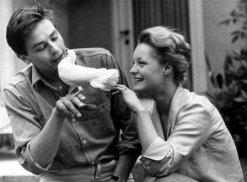 Ален Делон и Роми Шнайдер: что рассказал актёр о женщине, которую назвал самой большой любовью своей жизни