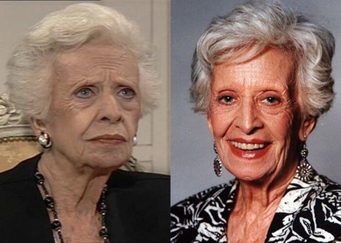 Лидия Ламайсон: какой старушка из «Дикого ангела» была в молодости и какую жизнь она прожила
