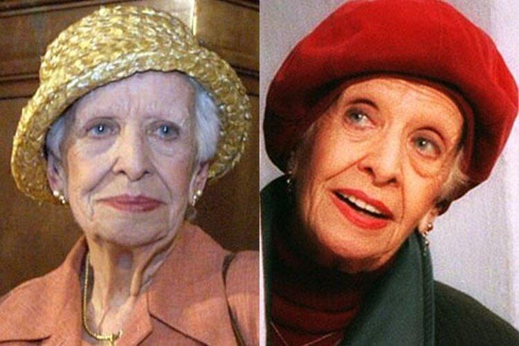 Лидия Ламайсон - модница в шляпках