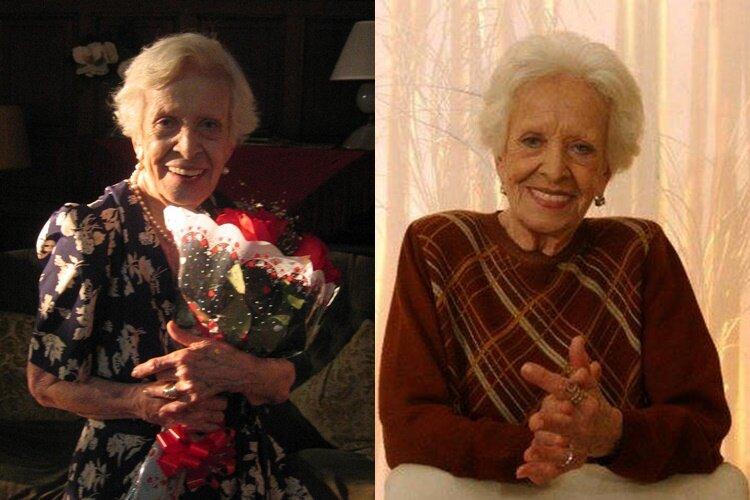 Лидия Ламайсон - в последние годы жизни