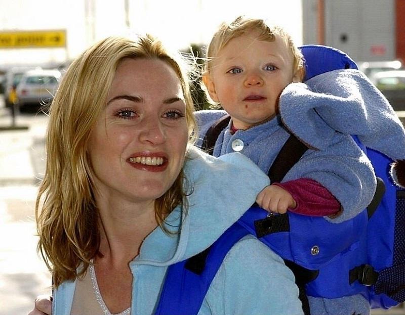 Мамина смена, папина копия: как выглядит дочь Кейт Уинслет Миа Хани Триплтон