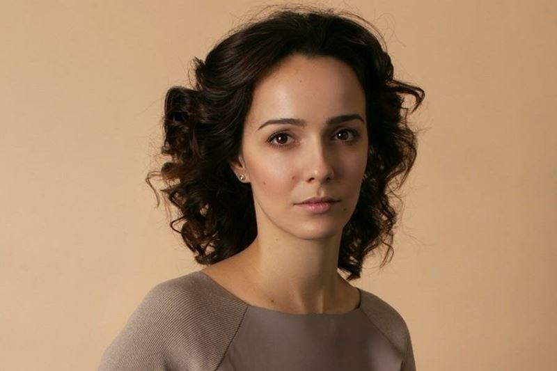 Российские актрисы сменили фамилии - Валерия Ланская
