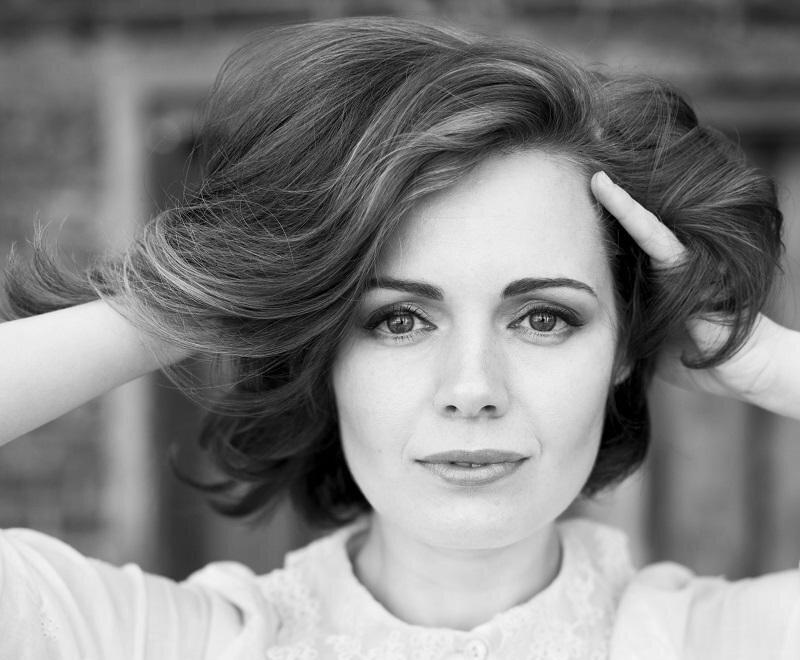 Российские актрисы сменили фамилии - Анна Миклош