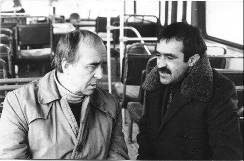 Советские актёры награды кинофестивалей - Олег Борисов
