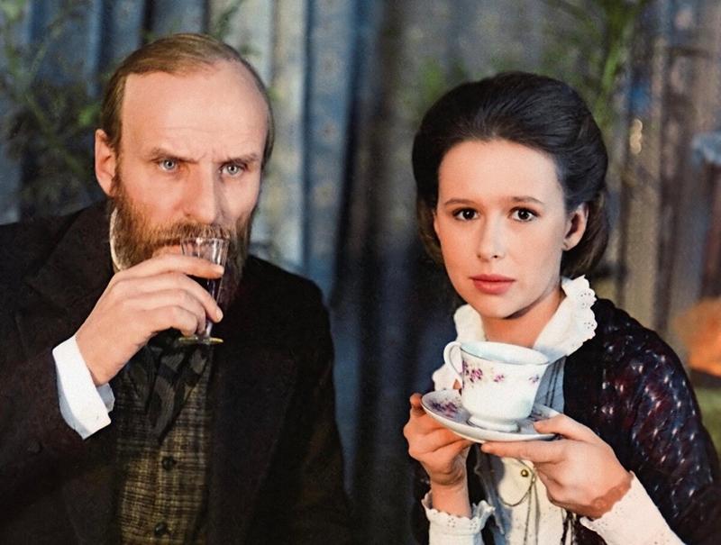 Советские актёры награды кинофестивалей - Анатолий Солоницын