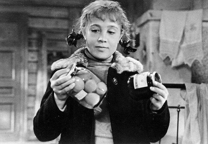 Советские актёры, которыми восхищались на Западе - Надежда Румянцева