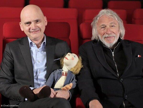 Что стало с актёрами французской комедии «Игрушка» - Фабрис Греко и Пьер Ришар