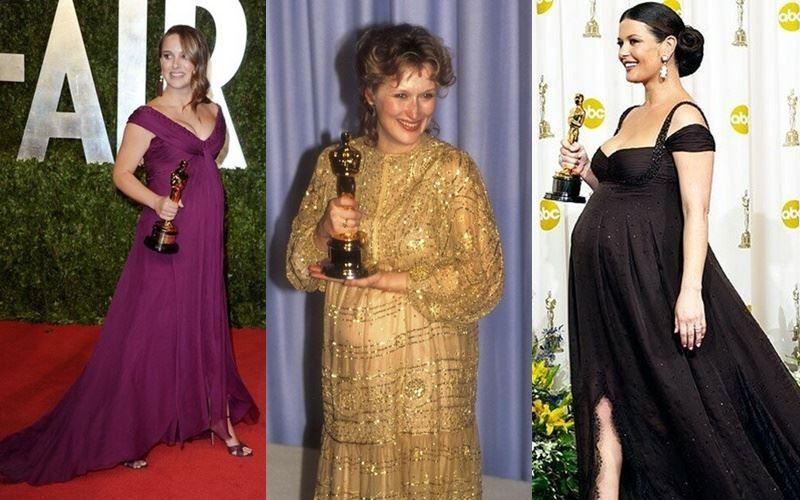 Положение обязывает: 6 звёзд, которые получили «Оскар» беременными