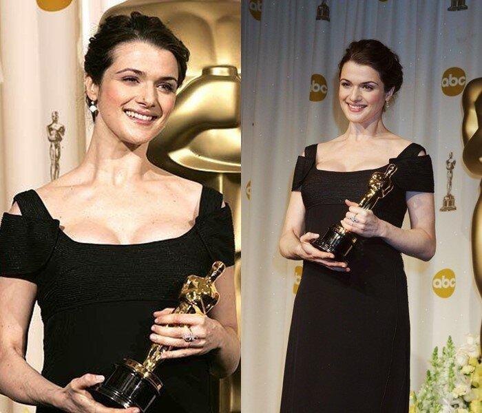 """Актрисы, получившие Оскар"""" беременными - Рейчел Вайс"""