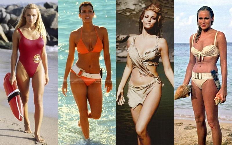 10 актрис в купальниках, которые вошли в историю кино и моды, вдохновляя и женщин, и дизайнеров