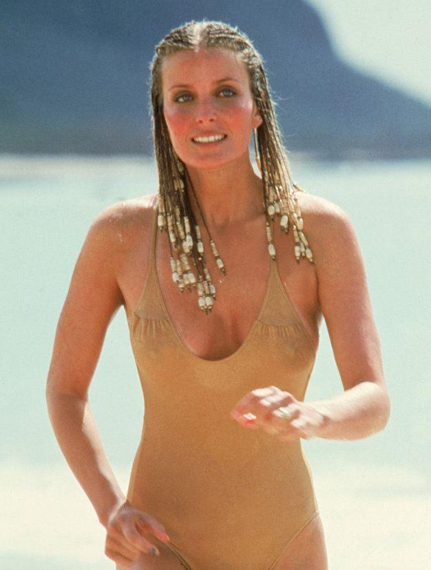 Актрисы в купальниках, вошли в историю кино и моды - Бо Дерек