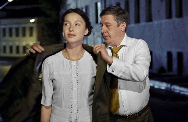 «Какраки» (2009)  – Михаил Ефремов и Ольга Сунн