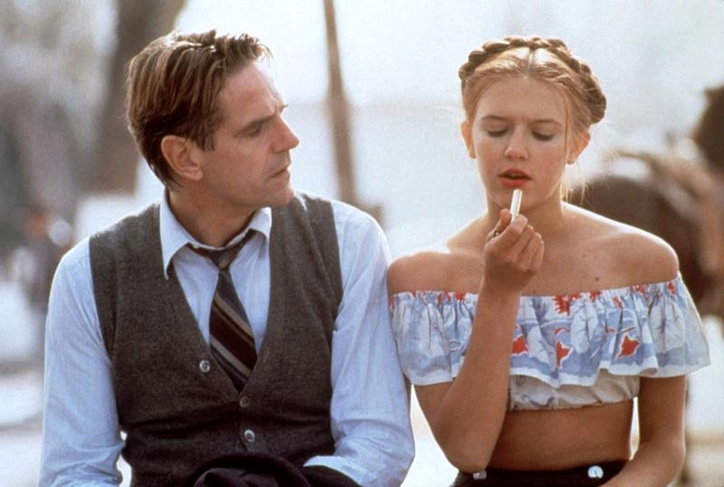 Фильмы о любви юной девушки и взрослого мужчины - «Лолита»