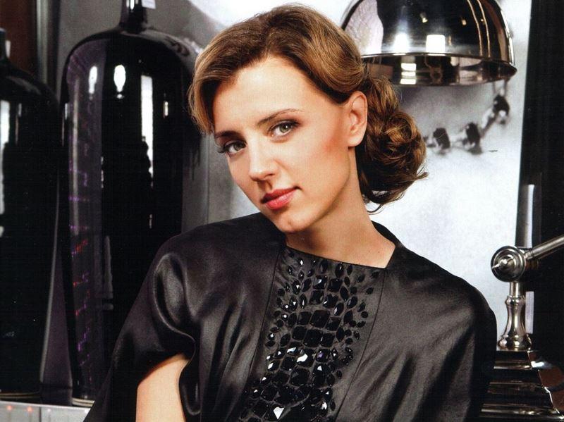 Актрисы, получившие другую профессию - Ксения Алфёрова