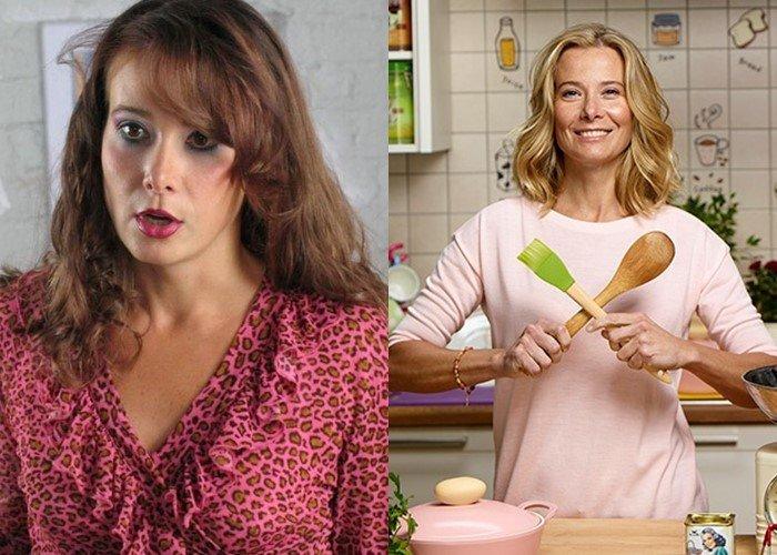 Актрисы, которые стали телеведущими - Юлия Высоцкая