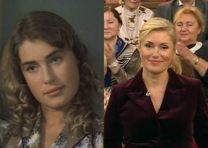Актрисы, которые стали телеведущими - Мария Шукшина