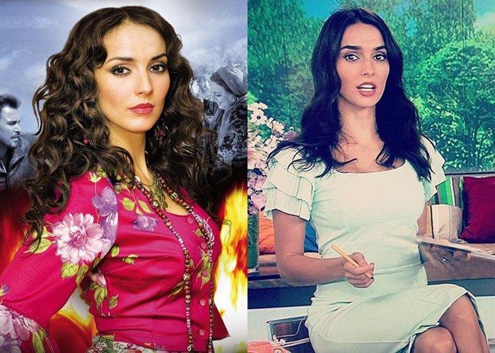 Актрисы, которые стали телеведущими - Юлия Зимина