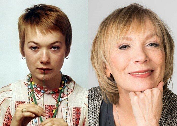 Советские актрисы уехали из СССР, но вернулись - Елена Коренева