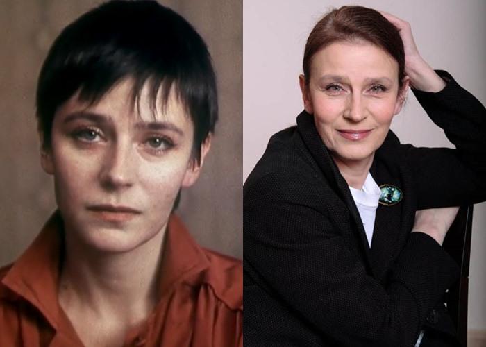Советские актрисы уехали из СССР, но вернулись - Елена Сафонова