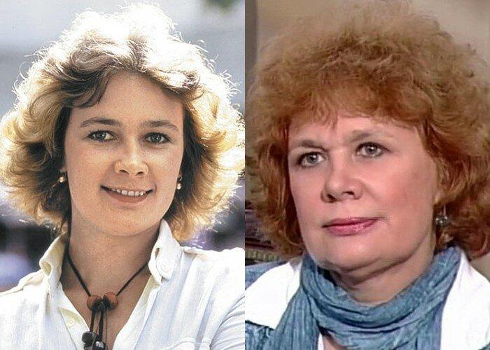 Советские актрисы уехали из СССР, но вернулись - Людмила Нильская