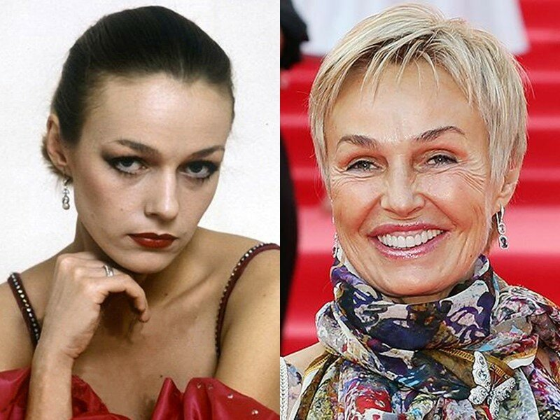 Советские актрисы уехали из СССР, но вернулись - Наталья Андрейченко