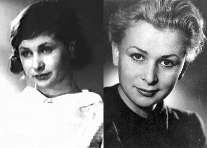Советские актрисы с фамилиями бывших мужей - Валентина Серова – Половикова
