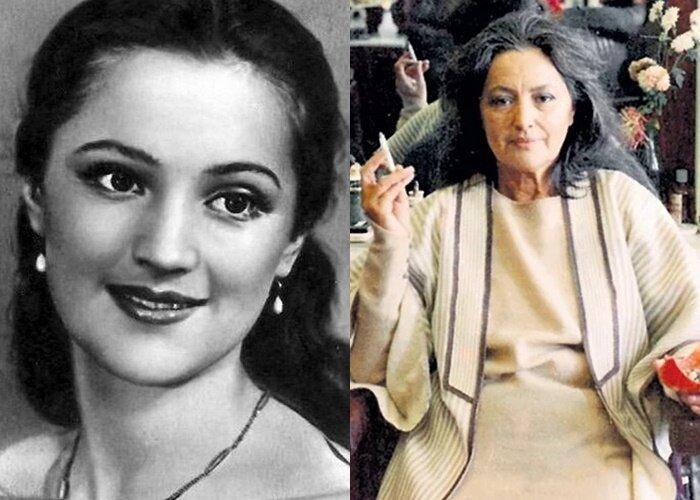 Советские актрисы с фамилиями бывших мужей - Ариадна Шенгелая – Шпринк