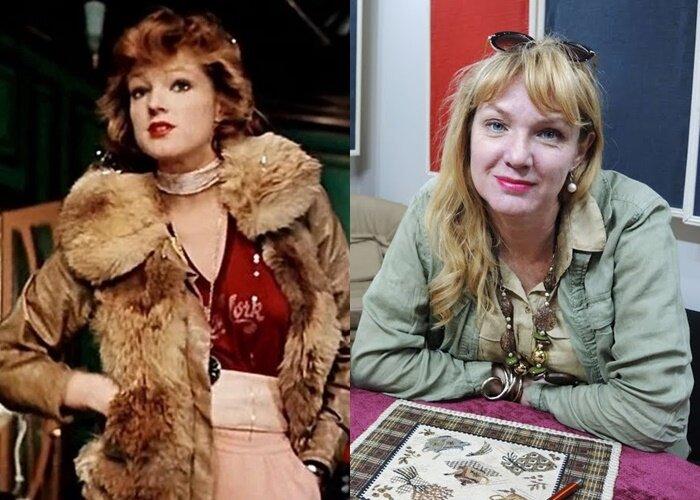 Советские актрисы с фамилиями бывших мужей - Елена Денисова – Укращёнок