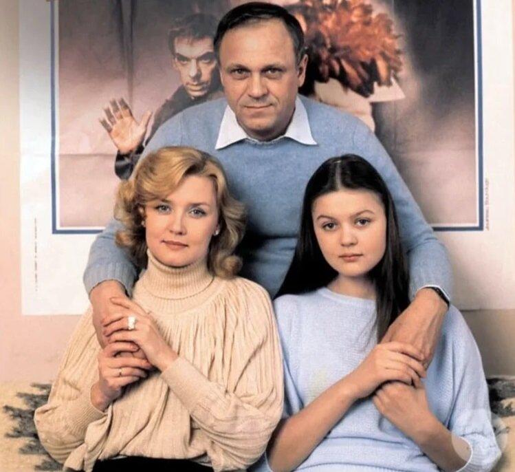 Родители Юлии Меньшовой были против её актёрства