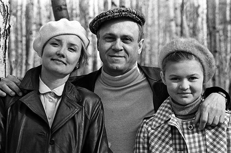 Почему родители Юлии Меньшовой были против её актёрства