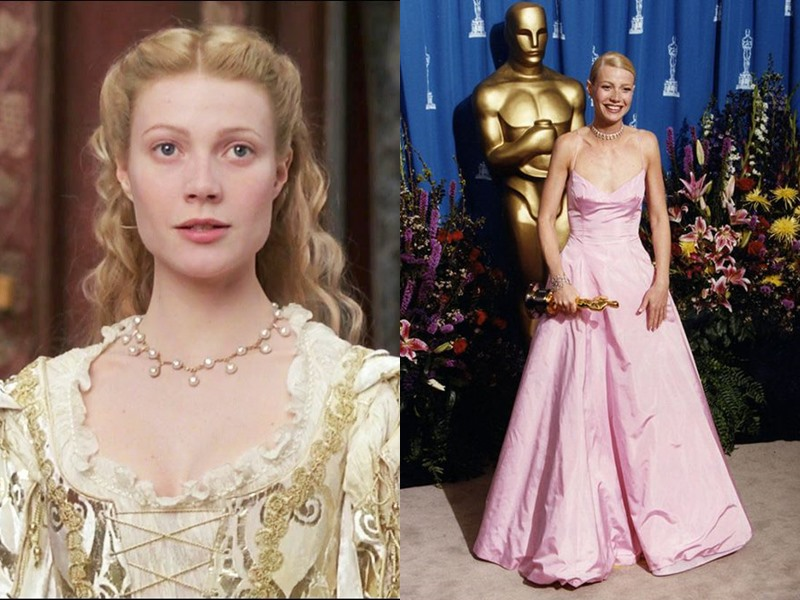 Актрисы с незаслуженными «Оскарами» - Гвинет Пэлтроу («Влюблённый Шекспир»)