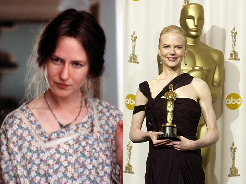 Актрисы с незаслуженными «Оскарами» - Николь Кидман («Часы»)