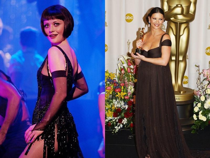 Актрисы с незаслуженными «Оскарами» - Кэтрин Зета-Джонс («Чикаго»)