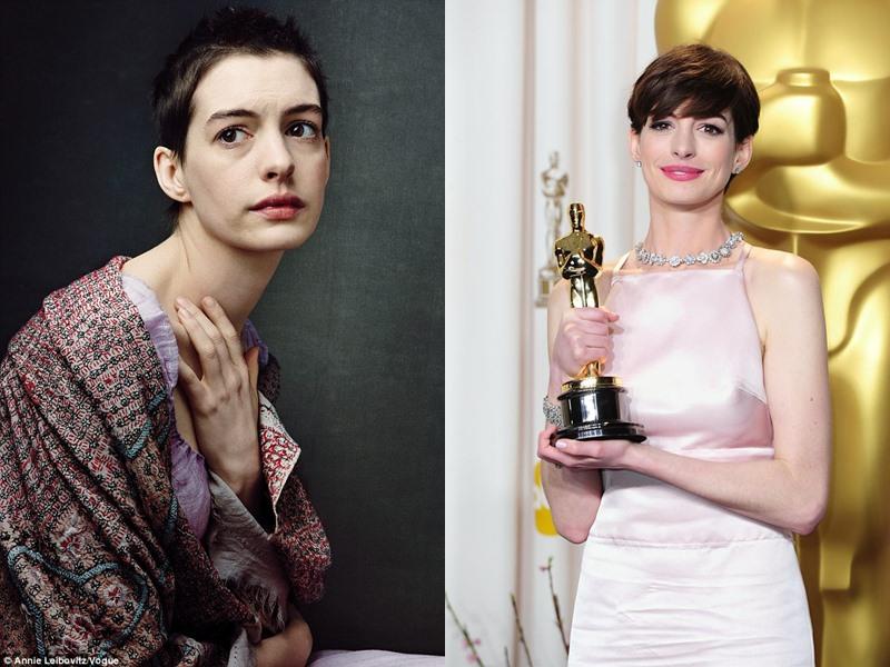 Актрисы с незаслуженными «Оскарами» - Энн Хэтэуэй («Отверженные»)