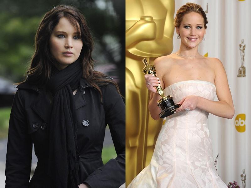 Актрисы с незаслуженными «Оскарами» - Дженнифер Лоуренс («Мой парень - псих»)