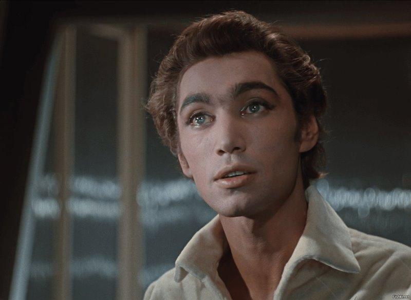 Красивые советские актёры-мужчины - Владимир Коренев