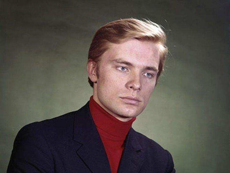 Красивые советские актёры-мужчины - Олег Видов