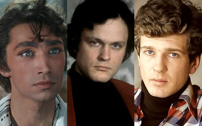 Красивые советские актёры-мужчины