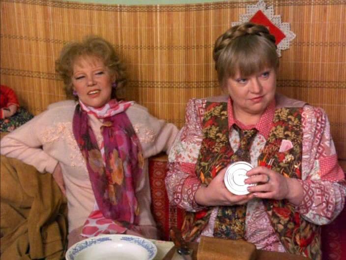 Несыгранные роли Натальи Гундаревой - «Старые клячи» (2000)