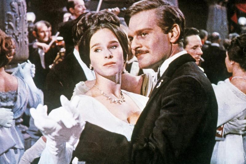 Несыгранные роли Одри Хепберн - «Доктор Живаго» (1965)